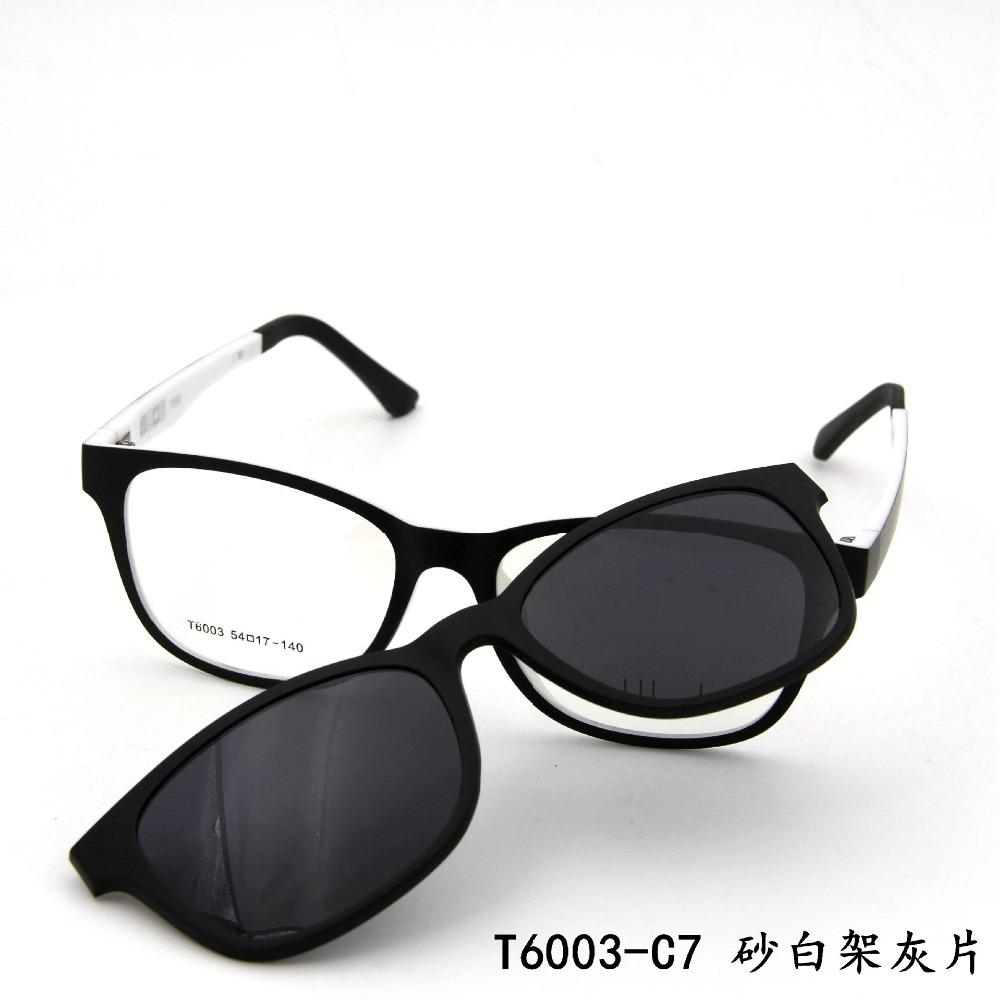 6cad4f88e51 2019 Ultem Ultra Light Myopia Eyeglasses Frame Polarized Magnetic Clip  Glasses Driving Clip On Magnet Sports Spectacles MutiFunction From  Lovesongs