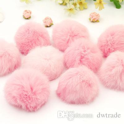 Новый розовый Beatuiful творческий Единорог мультфильм ПВХ мягкий 8 см кролика волос комок брелок сумки подвески небольшой подарок