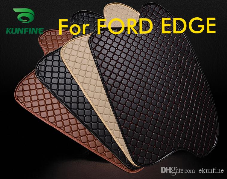 Car Styling Car Trunk Mats For Ford Edge Trunk Liner Carpet Floor Mats Tray Cargo Liner Waterproof Opitional From Ekunfine   Dhgate Com