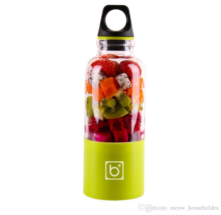 Mini Blender Portable mini Juicer with USB charging Bingo fruit juice cup Fresh fruit Juicer Electric juicers