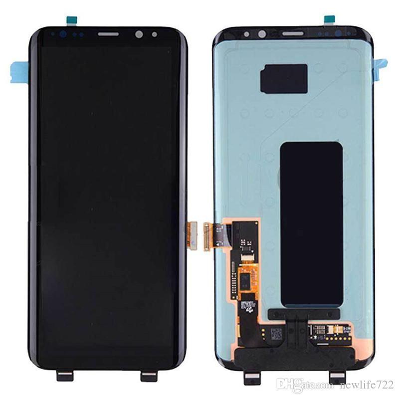 Touchscreen Handy Ohne Vertrag Für Samsung Galaxy S8 G950 G950a