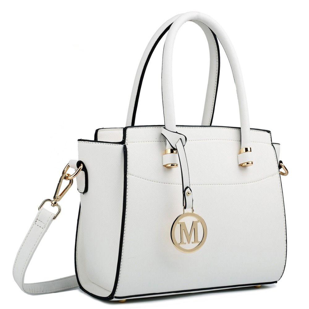 82e295c19651 Buy 1 Get 1 At 50% Off Miss Lulu Top Handle Bags Women Leather Handbags  Shoulder Bags Cross Body For Girls Tote Bag LT1625 Shoulder Bags For Women  Handbag ...