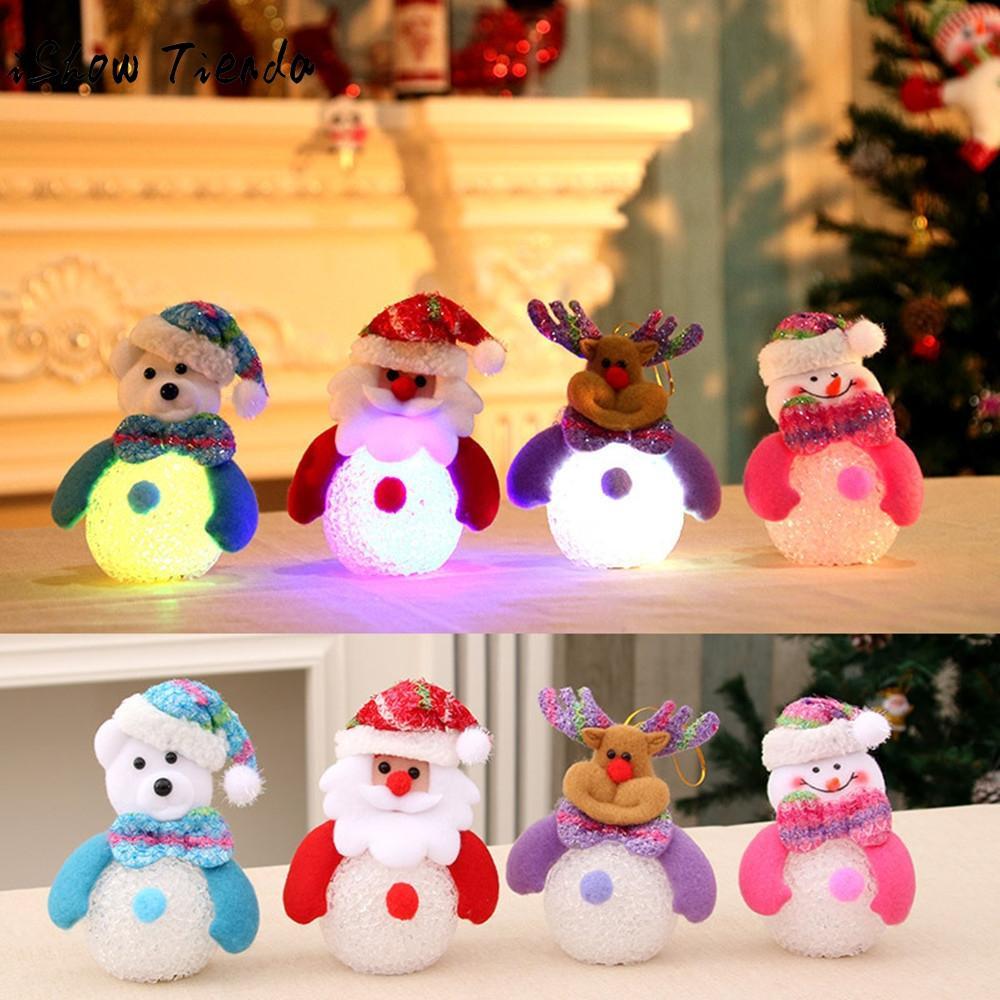 Großhandel Neueste Weihnachten Led Licht Lampe Dekoration ...