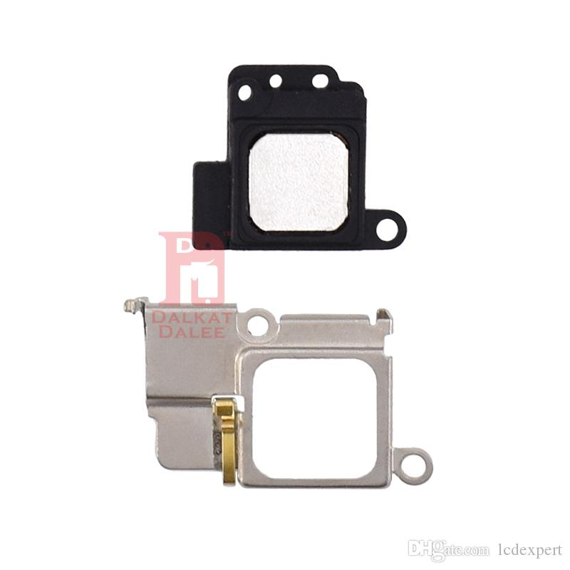 For iPhone 5SE SE Front Camera Home Button Flex Ear Pieces Screw Sets Metal Plate Bezel LCD Display Touch Screen Digitizer Full Parts