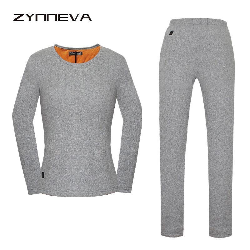 0323f8f630 ZYNNEVA New Women Winter Heating Skiing Underwear Set Long Sleeves ...