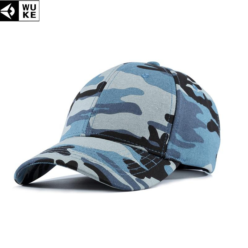 1905435bfc7 WUKE Outdoors Baseball Caps CaSnapback Baseball Cap Men s Snapback Hats  Gorras Militares Hombre Women Adjustable Sports Caps Richardson Hats  Headwear From ...