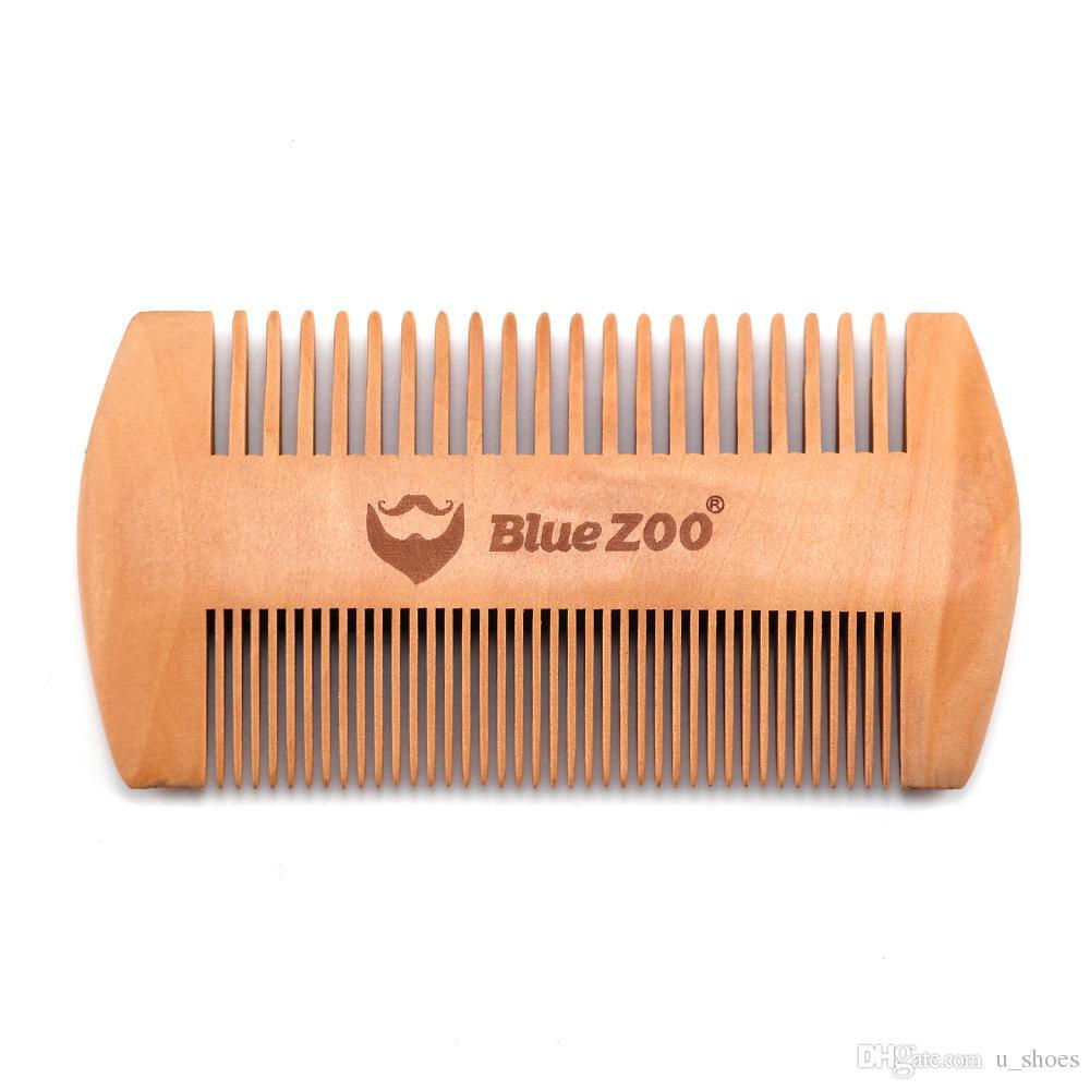 Black Spray verniciato in legno di pera BlueZoo BUGARIATO BACKED BORDO PORTATILE RESISTENTE ELETTRICITÀ ELETTRICITÀ STATICO Pennelli barba in legno