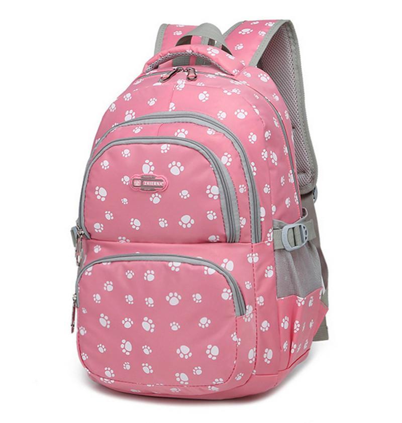1313577d64 Fashion Kids Book Bag Breathable Backpacks Children School Bags Women  Leisure Travel Shoulder Backpack Mochila Escolar Infantil Online with   40.55 Piece on ...