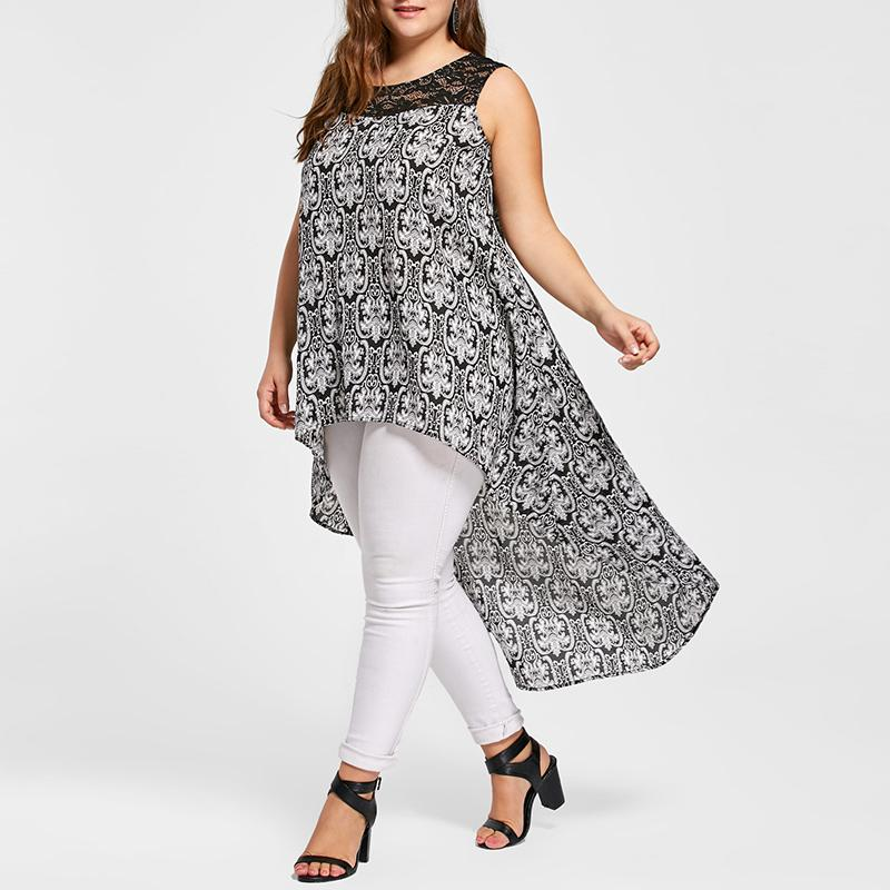 38616ffdd132b 2019 Plus Size 5XL 2018 Pregnancy Tops For Womens Long Style Printed Shirts  Lace Patchwork Pregnant Blouses Maternity Clothes From Namenew, $21.07 |  DHgate.