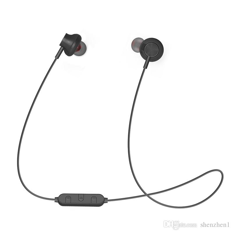 fbc7164e341 Wireless Bluetooth Headphones Sport In Ear Earphones Earbuds V 4.2 Stereo  Headset With Mic For IPhone X XS Max Smart Phone EAR324 Bluetooth Handsfree  ...