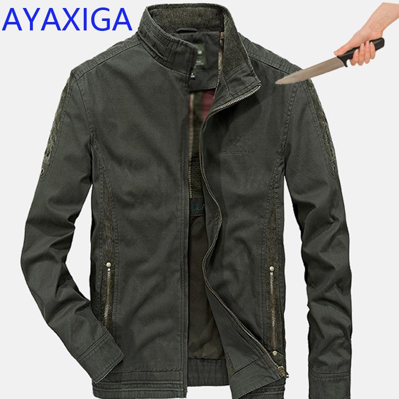 Nice New Self Defense Tactical Anti Cut Knife Cut Resistant Hooded Jacket Anti Stab Proof Long Sleeved Military Security Jacket Coat Jackets & Coats Back To Search Resultsmen's Clothing