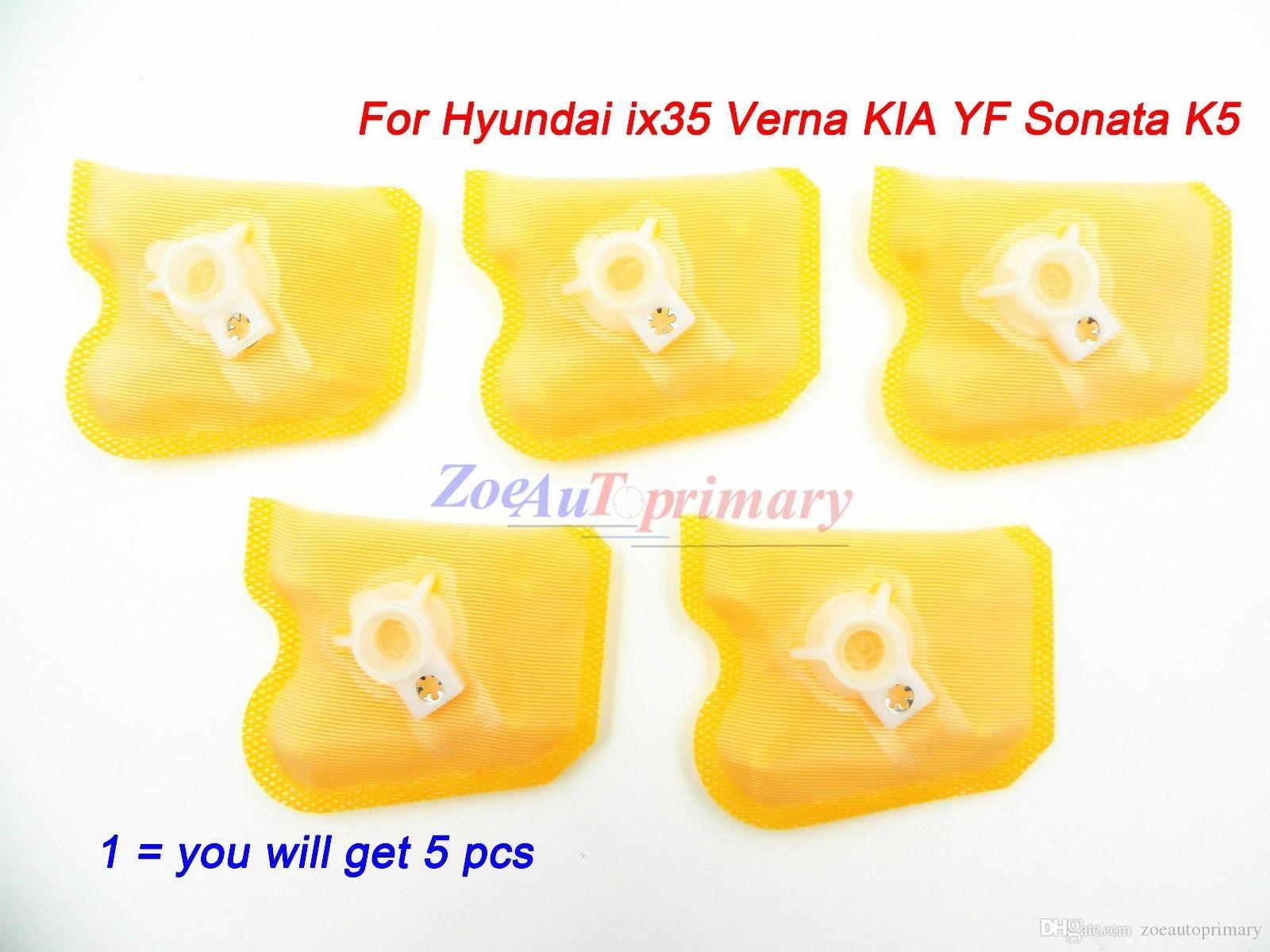 Strainer Fuel Pump Filter For Hyundai Ix35 Verna Kia Sonata K5 531060 2p000 Online With 711 Piece On