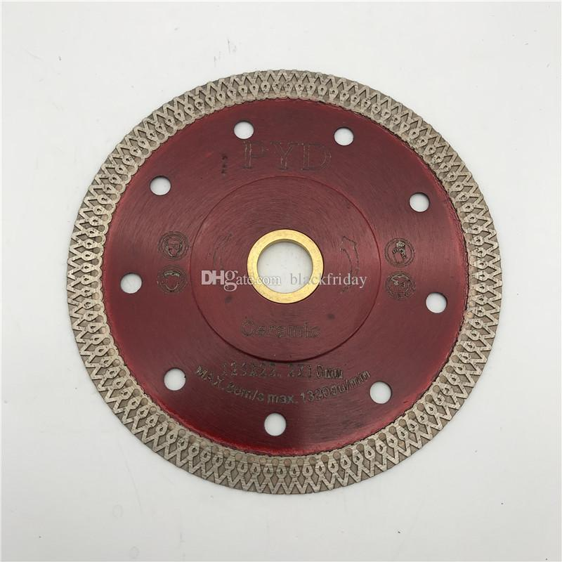 Ultra Thin Saw Blades Inch Mm For Porcelain Tile Ceramic - 5 inch tile hole saw