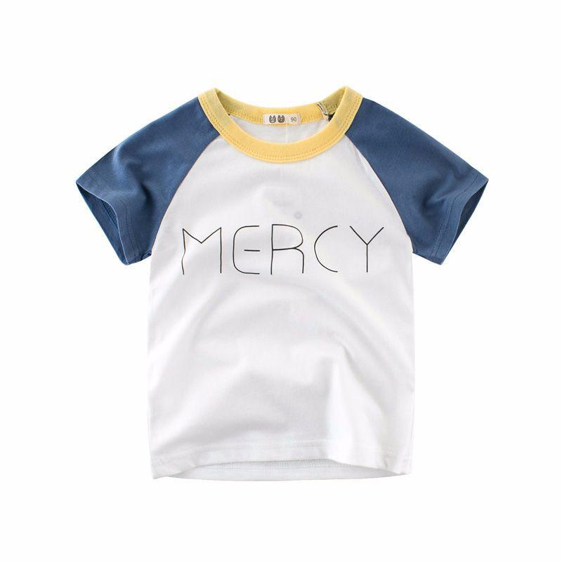 0945c27c Baby Boys Clothes T-Shirt Girls Clothing T Shirts Funny Kids Toddler Tshirt  Children's T-Shirts For Girl's Boy's Tops Size 2-10Y