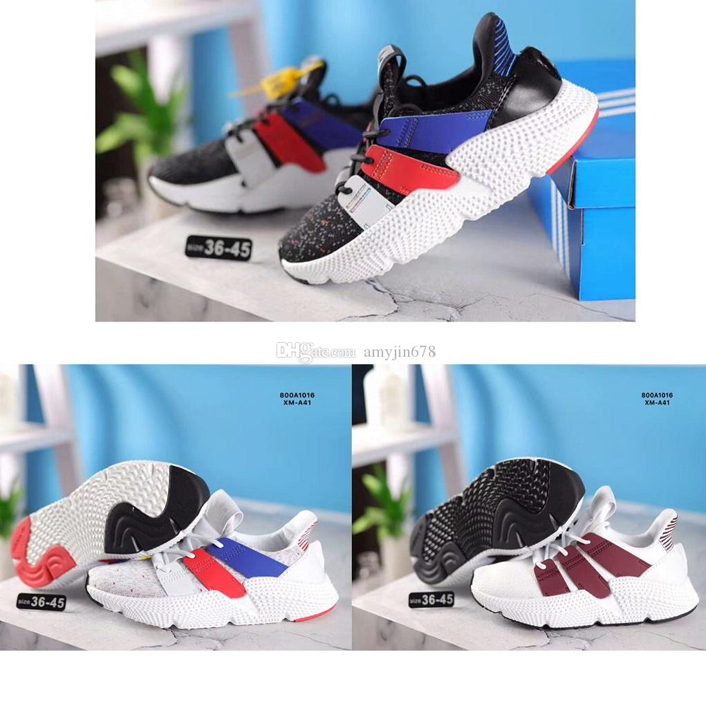 Hot Sale 2018 New Originals Prophere Clunky Climacool Eqt 4 Sports Running  Shoes For Men Women Sneakers Designer Jogging Shoes Size5~11 Yellow Shoes  Gold ... afb91f142