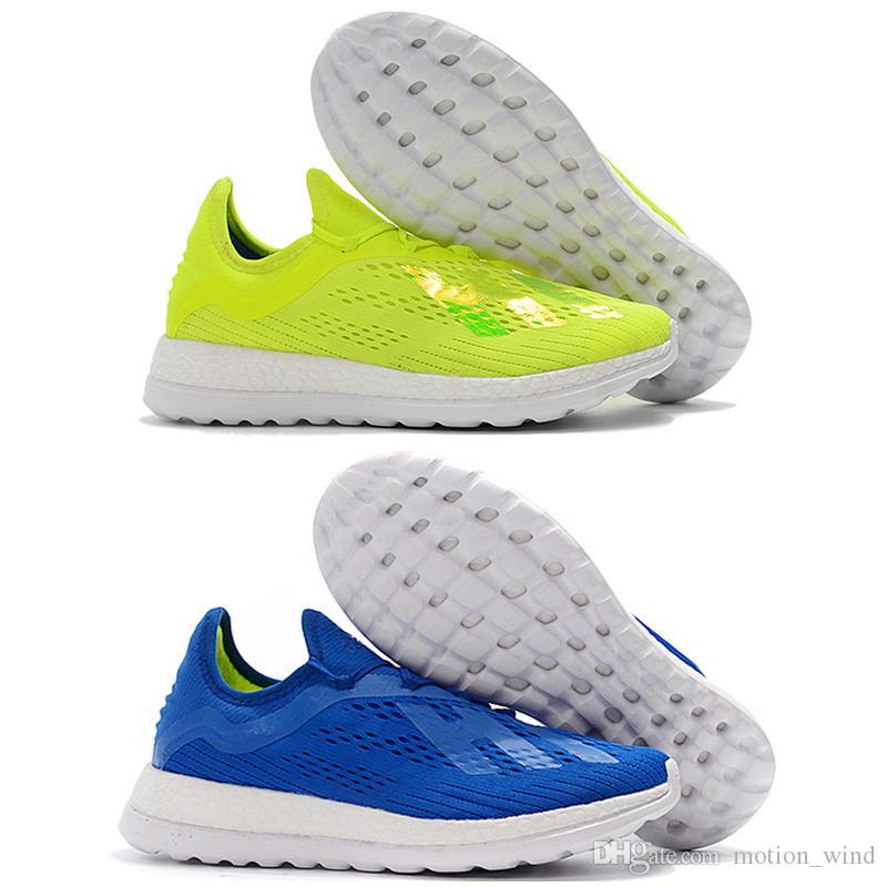 f61f37d80 Advance Sale Mens High Ankle Football Boots X 18+ TR Boost Popcorn ...
