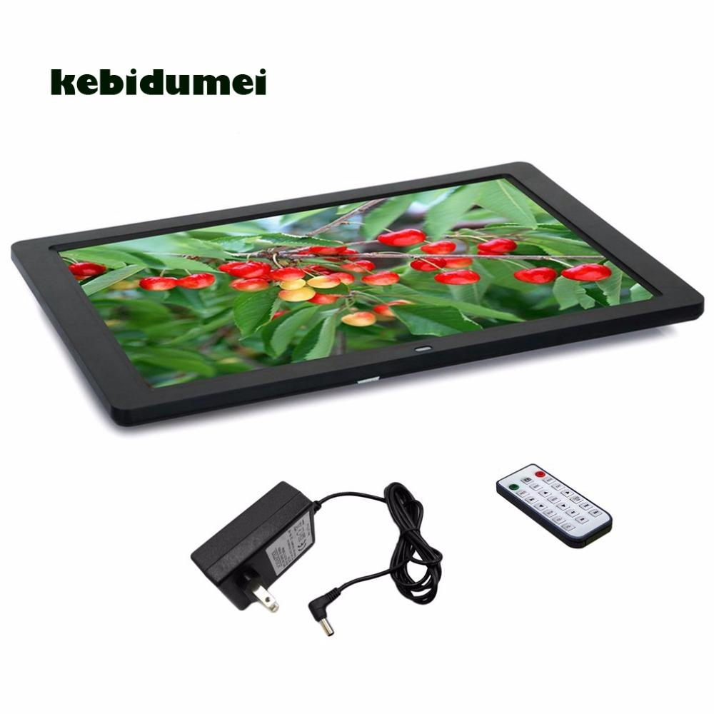 2018 Wholesale 15 LED HD Screen USB 2.0 Digital Picture Photo Frame ...