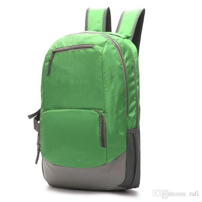 2018 New UA Backpack Casual Hiking Camping Backpacks Waterproof Travel Outdoor Bags Teenager School Bag fast Shipping