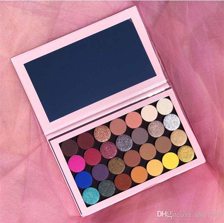 Pro 120 Matte Color Eyeshadow Palette Emerald Eye Shadow