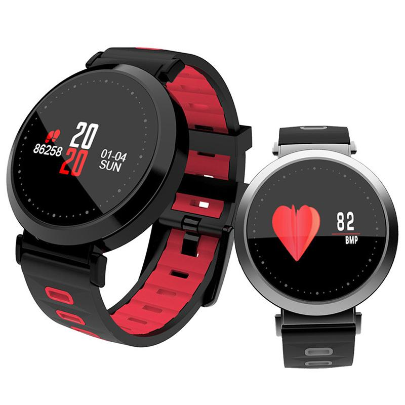 Blood Pressure Men Smart Bracelet Sport Band Heart Rate Sport watch Fitness  Tracker Waterproof Alarm Clock Women Smart Watch