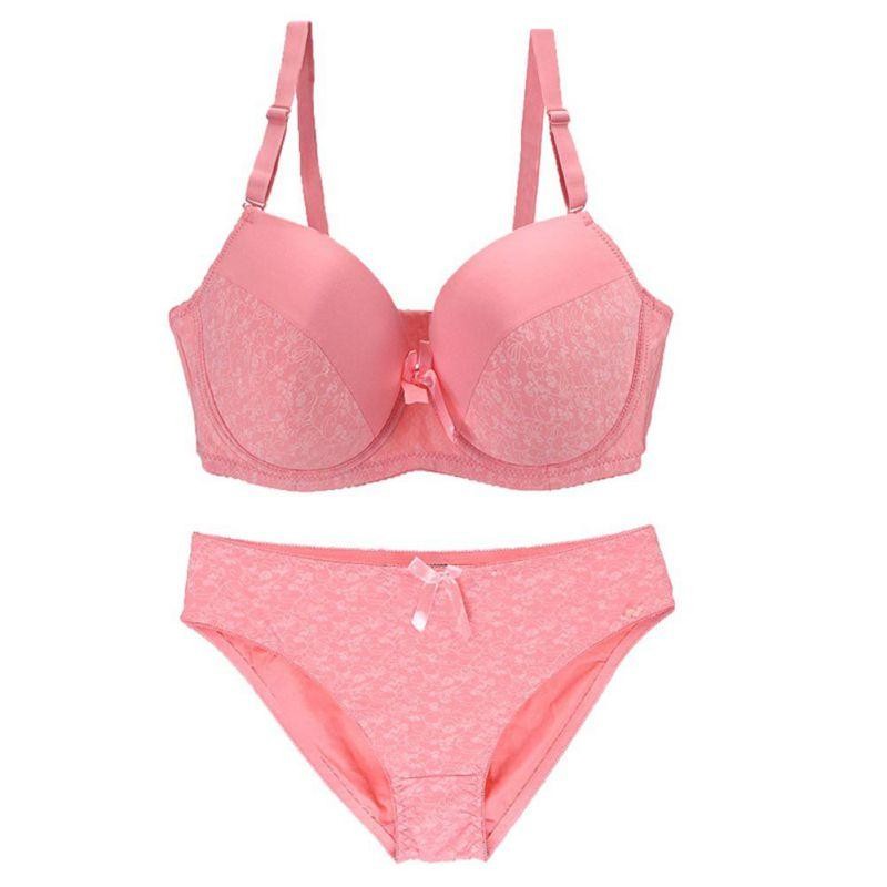 af7540c451 2019 2018 Fashion Underwear Sexy Lingerie Women Bra Set Lace Sexy Panties  Hollow Transparent Comfy Underwear Cup D From Roberr