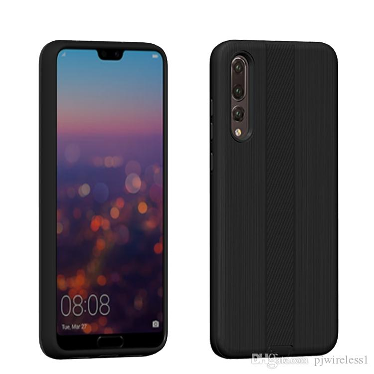 Armor Hybrid Brushed Case For Hauwei Y5 2018 For Huawei Y6 2018 PC TPU  Phone Cover A