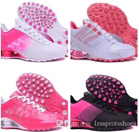 factory price 4f999 f6de2 Acheter Nouvelles Femmes Chaussures De Course Chaussures De Tennis  Baksetball Sneakers Deliver 809 Noir Blanc Bleu Nz Courant Rose Chaussures  De Sport Eur ...