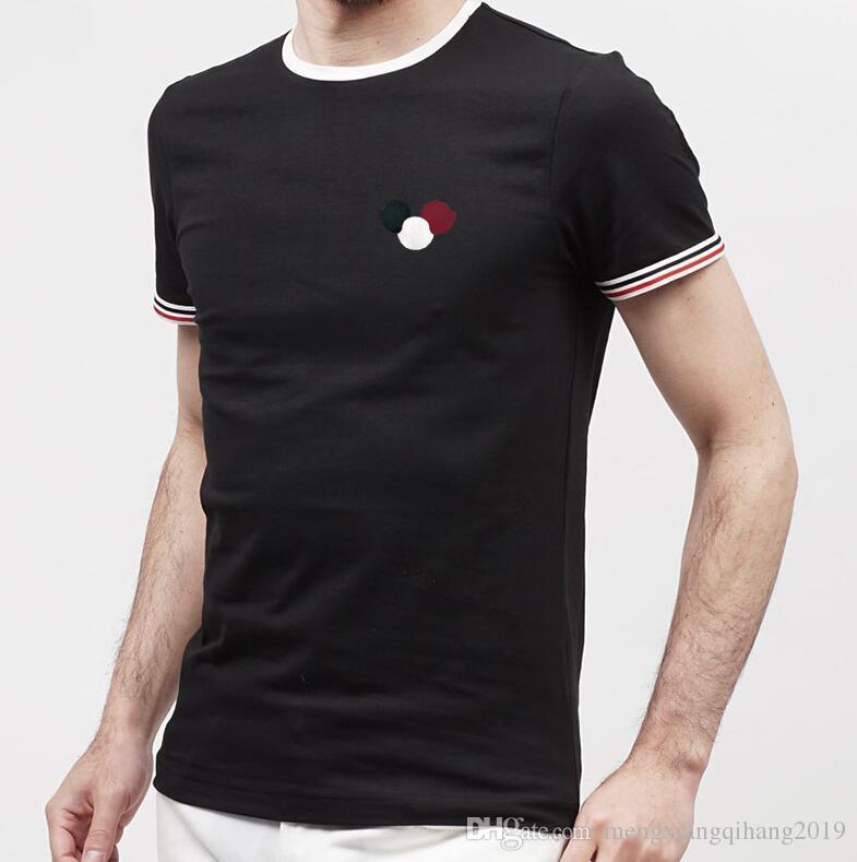 308c7685a46d8d Acquista T Shirt Estiva Da Uomo T Shirt Da Uomo Stile Francese Con Maniche  Corte E Maniche Lunghe Da Uomo A $15.52 Dal Mengxiangqihang2019 | DHgate.Com