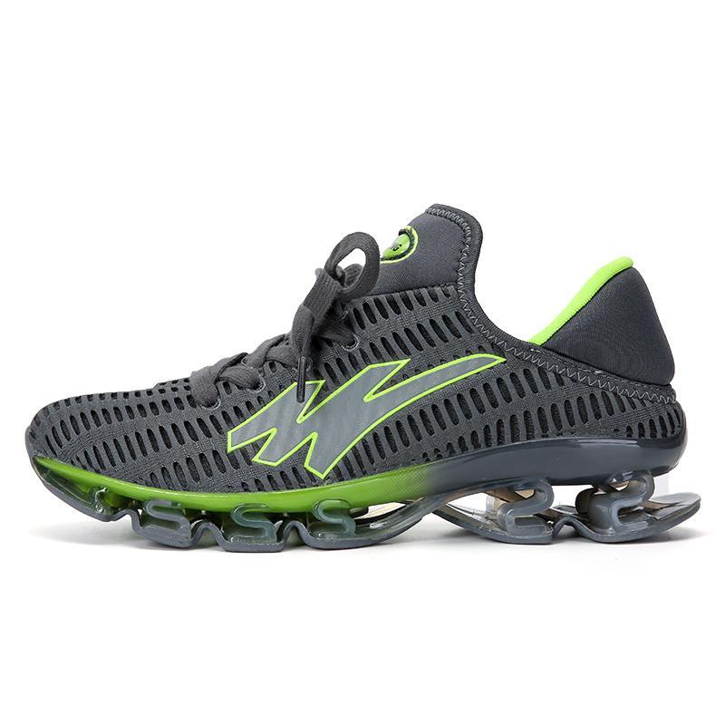 1dfd68bc Compre Baideng Zapatos Deportivos De Senderismo Para Hombres  Antideslizantes Zapatos De Trekking Que Acampan Para Hombre De Malla  Transpirable Zapatillas De ...