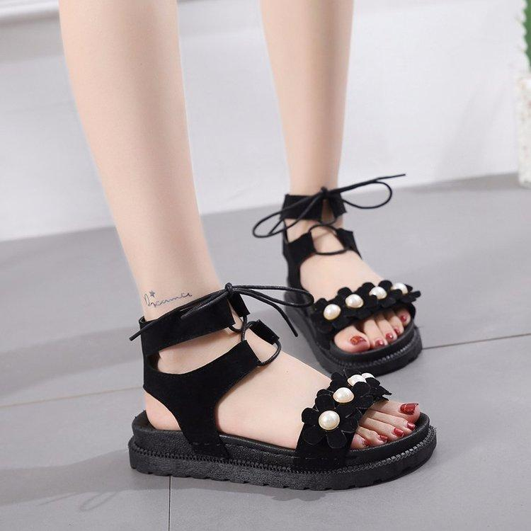 1cad0aa1666f9 Summer Kitten Heels Womens Shoes Casual Girl s Beach Shoes Heel 6 Cm ...