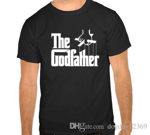 4e90538bac19a1 Großhandel Der Pate Vito Corleone Marlon Brando Männer Unisex T Shirt Film  Lustige Tee Von Lijian51