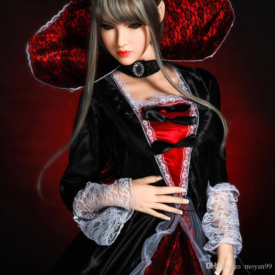Big breast sex doll New Model 168cm Lifelike Sex Doll With Big Ass Real Male Love Toy Adult Masturbation Silicone Doll - MOYAN