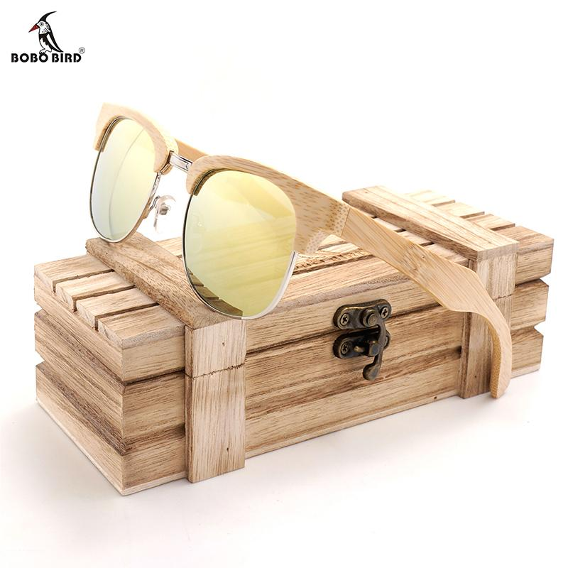 cf15258f58e Wholesale Women Semi-Rimless Sunglasses Men Polarized Retro Wood Sun Glasses  Summer 2018 Lunette De Femme Online with  75.17 Piece on Hongxuanstore003 s  ...