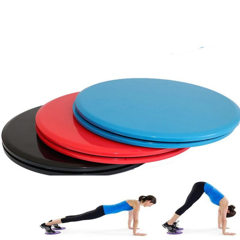 Fitness & Body Building Fitness Equipments Reasonable 1pair Gliding Sliding Plate For Yoga Gym Training Exercise Equipment Oval Rapid Fitness Slide Plate Abs Gliding Fitness Exercise
