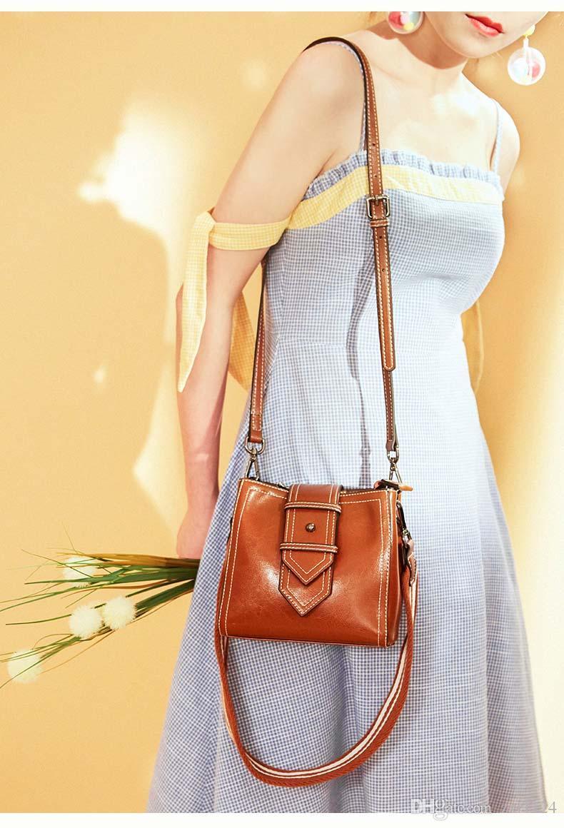 Mode Japon Et Style Coréen Large Épaule Messenger Sac Femme Rétro Sac 2018 Nouvelle Arrivée Épaule Sac Paquet Paquet Et Été Diagonal