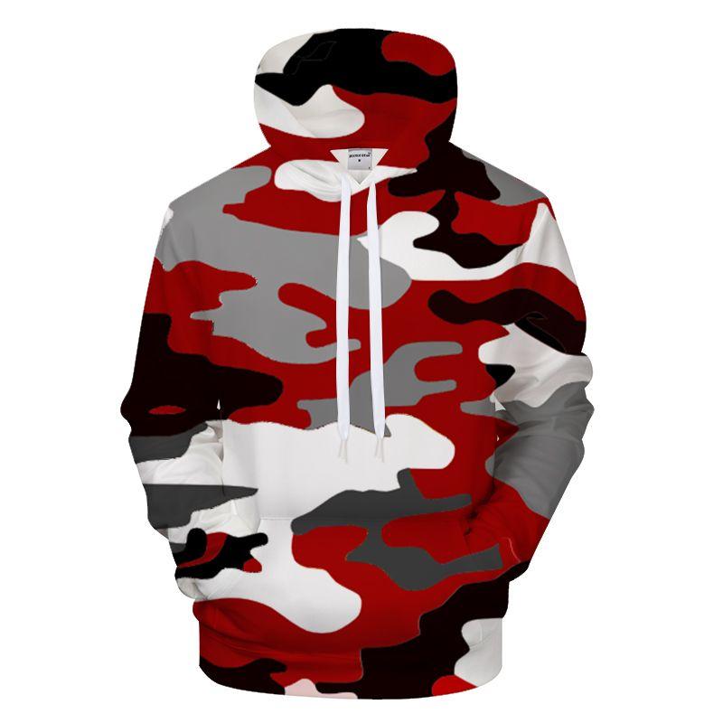 56a1da05019 2019 Red 3D Hoodie Men Camo Hoody Printed Tracksuit Casual Sweatshirt Groot  Coat LongSleeve Streatwear Pullover Drop Ship Mr.1991INC From Vikey18, ...