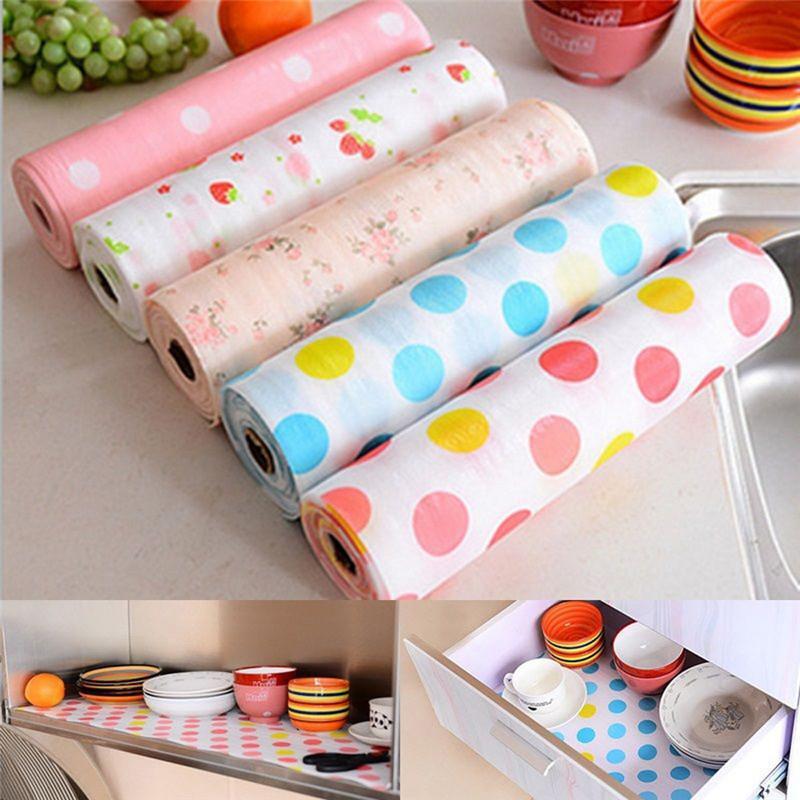 Grosshandel 3m Kuche Tischset Schublade Regal Liner Kontakt Papier
