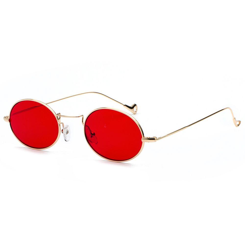 0cc7e5ae1fb Vintage Round Sunglasses Women Ocean Color Lens Mirror Sunglasses Female  Brand Design Metal Frame Circle Glasses Oculos UV400 Reading Glasses  Prescription ...