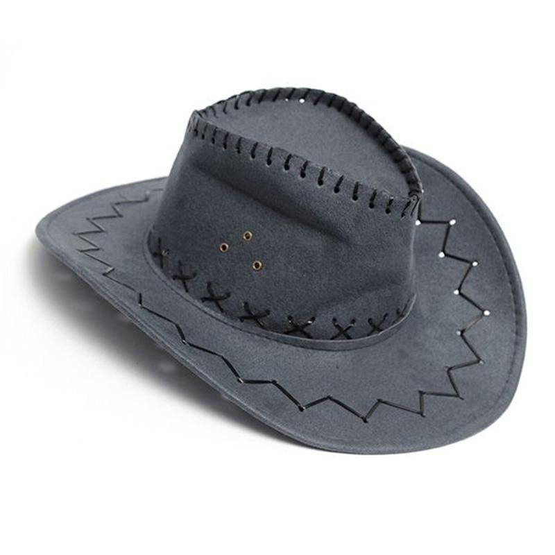 Compre Unisex Denim Salvaje Oeste Vaquero Vaquera Rodeo Accesorios De Lujo  Sombreros A  37.29 Del Wonderliu  bf9b09ea69b