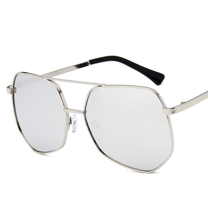 2019 Brand Designer Fashion Black Sunglasses Men Oversized Driving Cool  Irregular Sun Glasses For Men Oculos Gafas Eyewear Uv400 Prescription  Sunglasses ... e9b1be5cc3