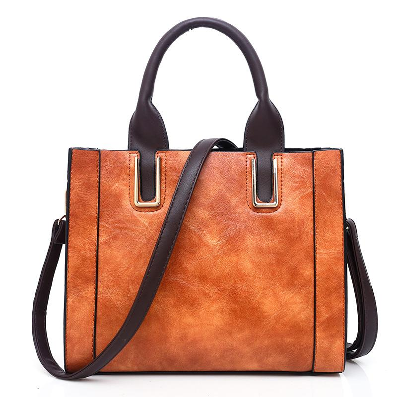 606212f2836 Large Women Messenger Bags New Spring Summer 2018 Inclined Shoulder Bag  Women S Leather Handbags Bag Ladies Hand Bags Handbags On Sale Leather Bags  From ...