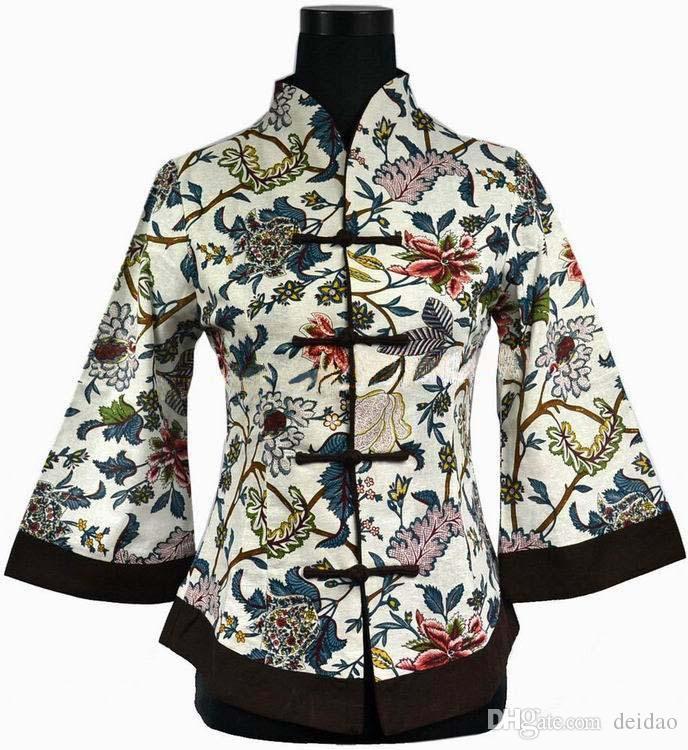 Wholesale Hot Sale Multicolor Chinese Style Tang Suit Top Female Linen  Jacket Flower Button Coat Plus Size S M L XL XXL XXXL 4XL 5XL 2218 Jacket  Styles ... 8ba98f2c820d