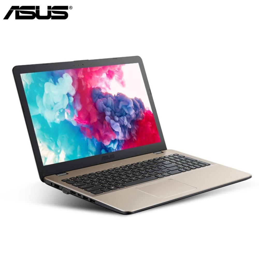 fa10bf179f94e Cheap 15.6 Inch Asus Office Laptop 4GB RAM 1TB ROM DDR4 Computer Ultrathin  HD 1920 1080 16 Portable Wifi I7 8550U Notebook PC Discount Laptops  Discounted ...