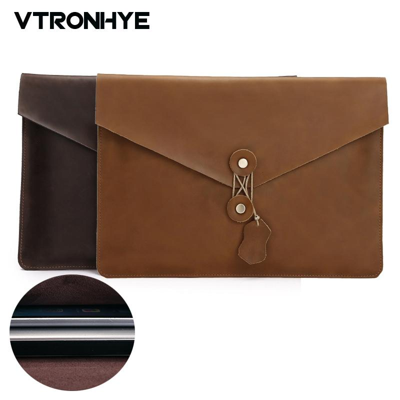 Humorous Portable Laptop Bag Felt Universal Notebook Case Pouch For Apple Macbook Air Pro 11.6 12 13.3 15.4 Inch Bag Waterproof Punctual Timing Tablet Accessories