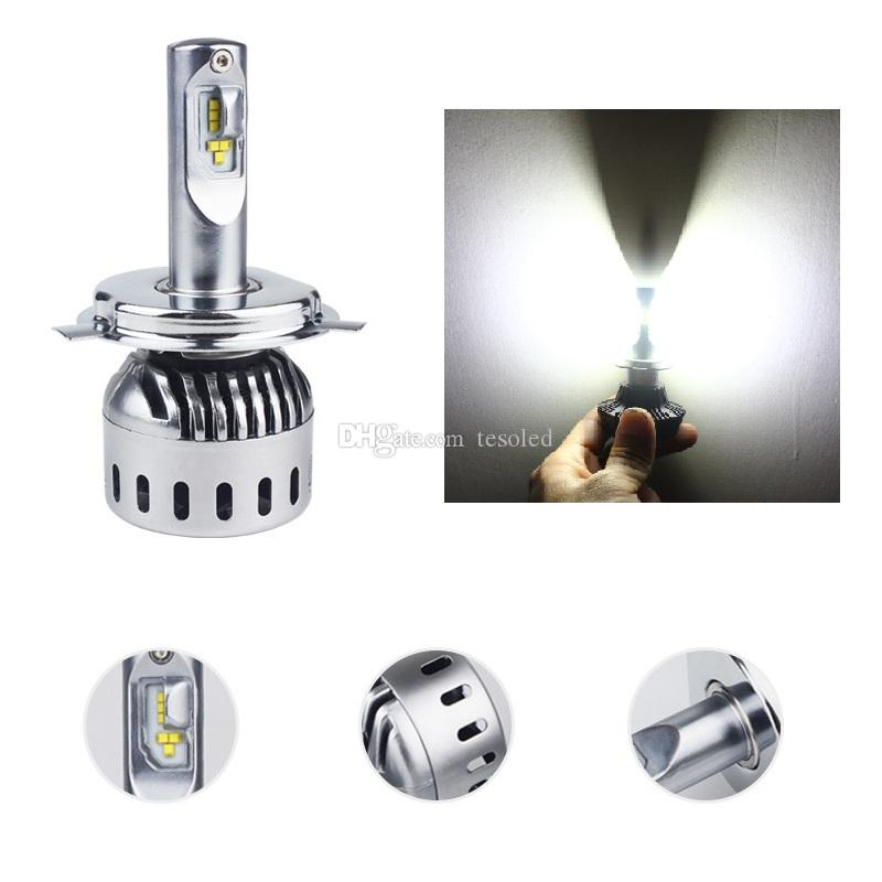 Car Lights Led Headlights 9005 9006 9012 H1 H7 H8 H9 H11 For Auto 12v Led Lamp 36w 8000lm Adapt To All Models We Have Won Praise From Customers