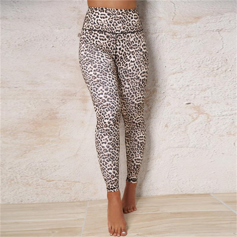 354f6fb2fa 2019 New Harajuku High Waist Leopard Leggings Women Sportswear Fitness  Clothing 2018 Athleisure Sexy Legging Activewear Pants From Liasheng05, ...