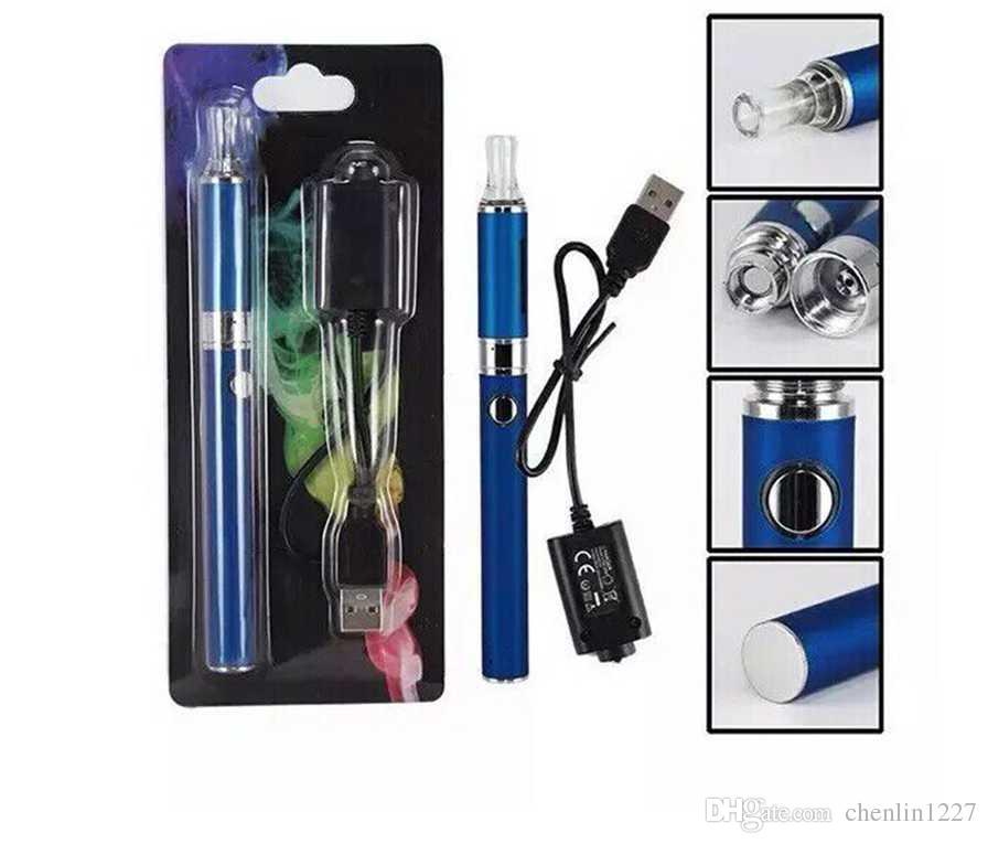 EVOD MT3 Blister Elektronische Zigarette Starter Kits 900mAh 1100mAh EVOD Batterie MT3 Zerstäuber E Cig Starter Kits Vaporizer Vape Pen Kit