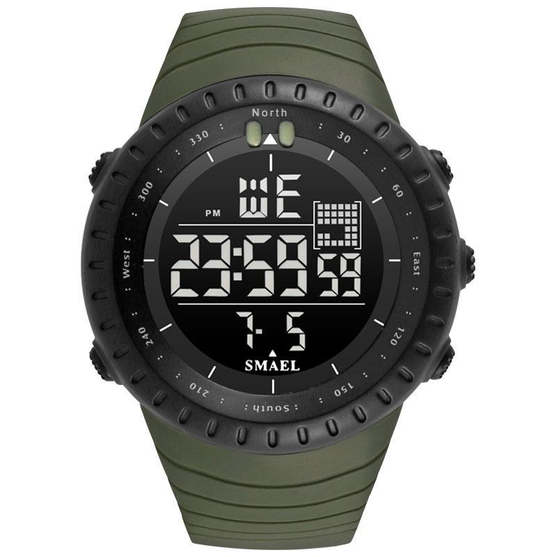 961e2e2ba 2018 New Men s Watches Fashion Led Digital Electronic Watch 50M ...