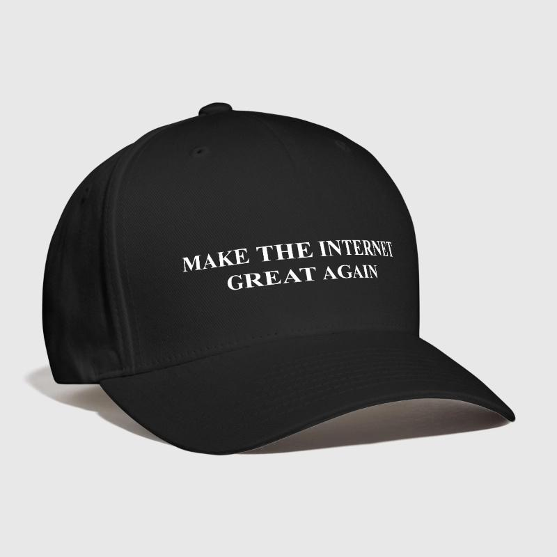 Make The Internet Great Again Embroidered Customized Funny Trump Make  America Great Again Obama USA 2019 Vote Curved Dad Hat 47 Brand Hats  Vintage Baseball ... d920e0536b09