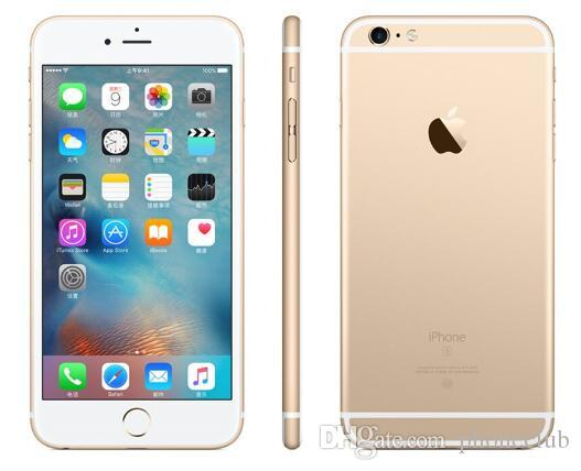 e9a87d33866 Venta Moviles Libres Original Apple IPhone 6s Plus 16GB 64GB 128GB Touch ID  4G LTE 3D Touch IOS 11 5.5 Pulgadas Pantalla Retina 1920 * 1080 FHD GPS  WiFi NFC ...